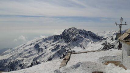 Vista dalla cima sul Mucrone