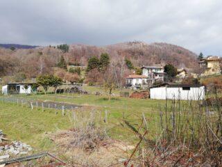 Croce di Fosseno dall'omonima frazione