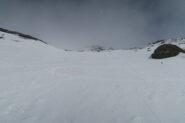 pochi centimetri di neve fresca hanno reso piacevole la discesa