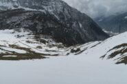 si scende ancora un pezzo sotto By poi passeggiata fino a Glacier