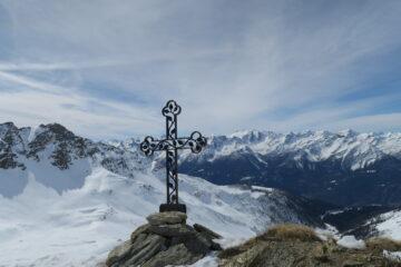 la piccola croce di quota 2709