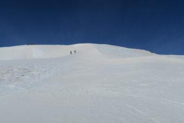 neve colorata spendida da sciare