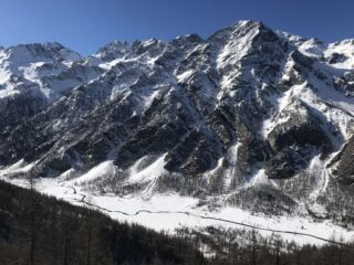 Valle Argentera.