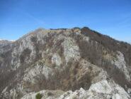Il Monte Galero (m.1708) dal Pizzo Castellino (m.1422)