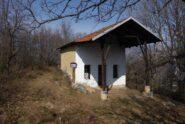 La cappella del Monte Calvo