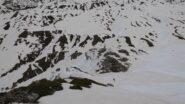 scendendo verso la Val Ellero