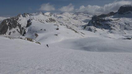 gran panorama sulla Val Ellero