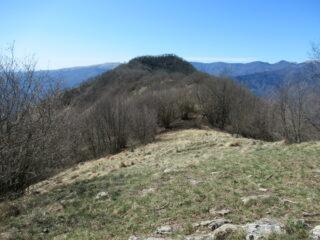 Il Monte Frascinello dal Poggio Alto (m.1098)