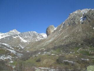 partenza con Rocca Senghi