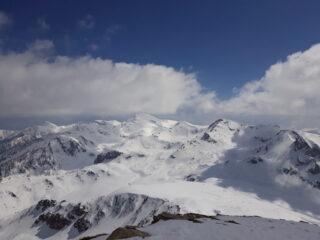Panorama dal Mondolè