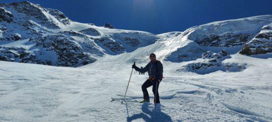 Fulvio e il ghiacciaio della PIAZZI ...
