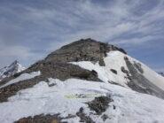 La vetta quotata 2.981 m.