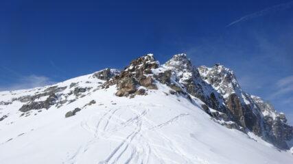 Rocca La Marchisa - Cresta Est
