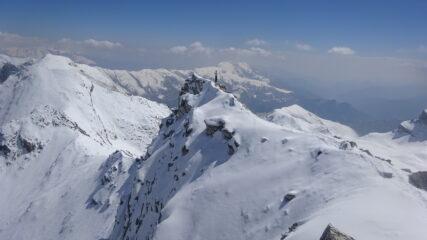 La Cima Est della Rocca La Marchisa