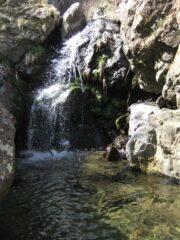 Cascatella del Rio Cerusa