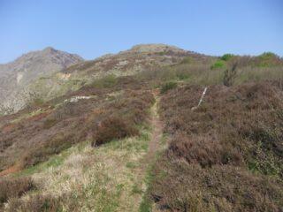 Alta Via verso il Monte Giallo