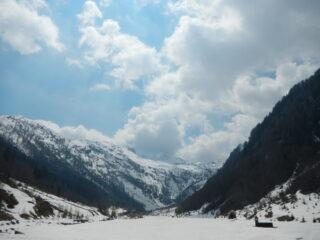 Situazione della piana del Val Loana