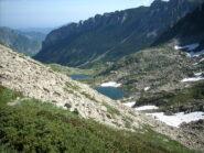 i 2 laghi salendo