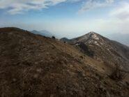 Verso il Monte Sapei