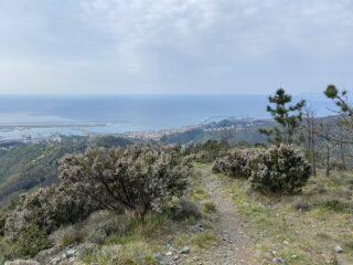 panoramica dal belvedere