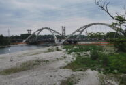 Il costruendo nuovo ponte sul Ticino a Vigevano, da tempo se ne attende il completamento.
