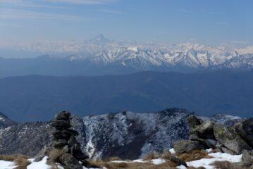 Panorama verso sud