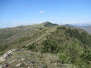 Monti Mezzogiorno (m.757) e Ceresa (m.913)