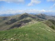 Pizzo d'Evigno (m.989) dal Monte Ceresa (m.913)