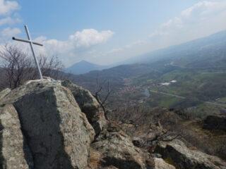 Croce sulla cima