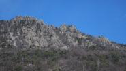 Rocca Sella vista da Celle