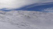 Intorno a quota 2.400 m, già in vista della meta