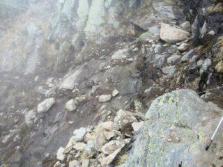 Il cavo dopo il rifugio