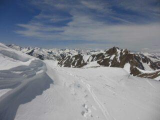 Verso l'Oserot e l'alta Valle Stura