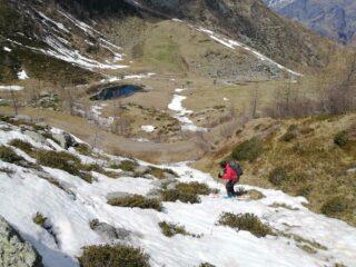 Fine sciata, poi solo un tratto nella pista