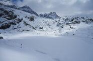 Lago Dietro la Torre 2370 m