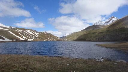 Il laghetto sul Colle della Maddalena