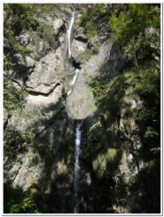 Cascata del rio PUmesc