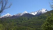 Vista su Bourel , Ventrabren , GorgiaCagna