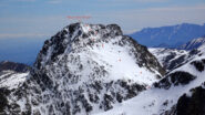 Becco Alto del Piz , possibile nuova meta , il percorso salito 5 anni fa