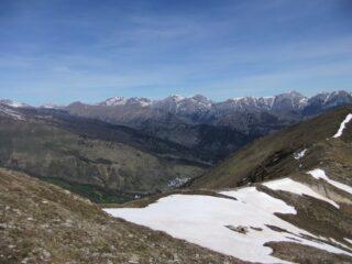 Alpi Liguri dalla vetta