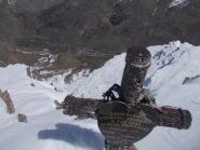 Pontechianale dalla cima di Bardia..