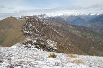 Verso monte