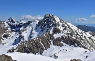 La Marchisa vista dalla cima Sebolet