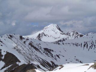 Mont Fallere, a sx Leysser