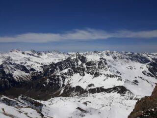 Panorama dalla Rocca Rossa