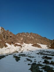 Ultima neve alla base