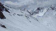 Il colle Battaglione Aosta e il col de Chambave
