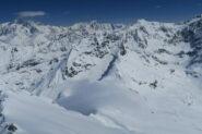 resiste la nebbia al Col du Mont