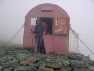 Biv. Cecchini 2750mt. e nebbia.