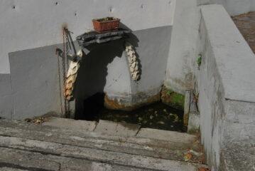 La fonte alla Madonna della Fontana